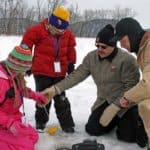 How to Use a ice Fish Finder