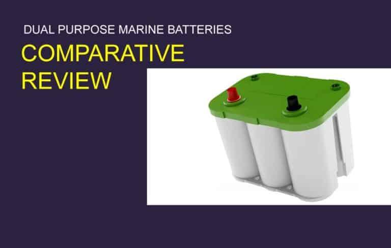 Dual Purpose Marine Batteries