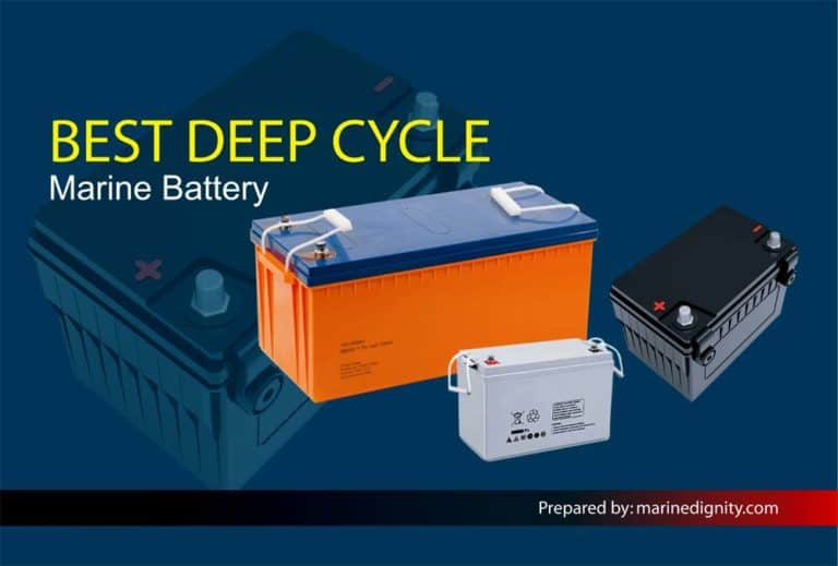 Best Marine Deep Cycle Batteries