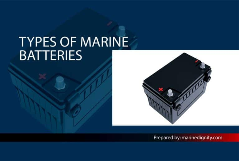 Types of Marine Batteries
