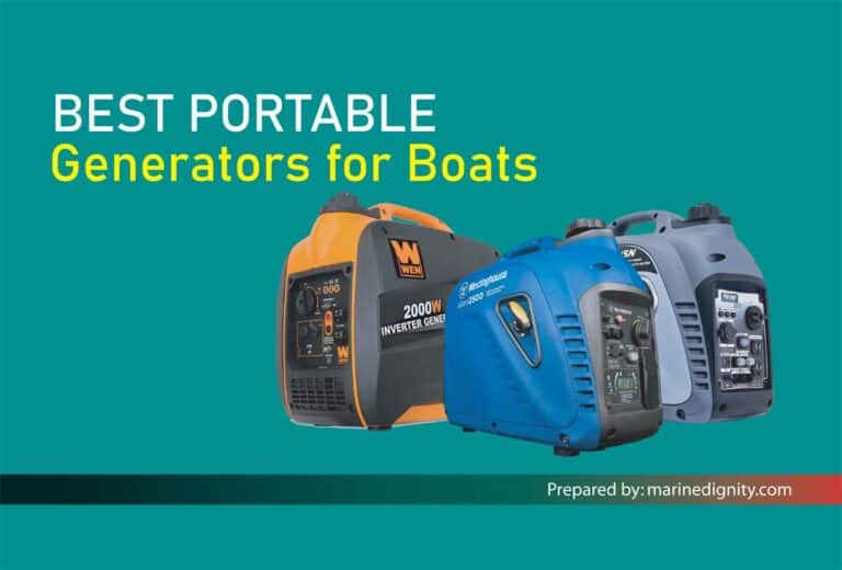 Best Portable Generators for Boats