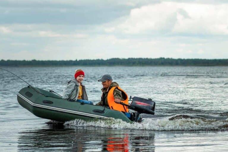 best trolling motor battery for kayak